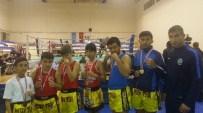 AYDIN SÖKE - Serik Belediye Muaythai Sporcuların Başarısı