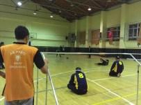 AK Parti Karatay Gençlik Kollarından Görme Engellilerle Maç Yaptı