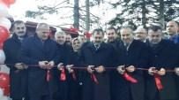 SIĞIRCIK - Bakan Eroğlu Düzce'de Tesis Açılışı Yaptı