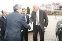 HALIM METE - TOBB Yönetim Kurulu Başkan Yardımcısı Mete'den Devrek TSO'ya Ziyaret
