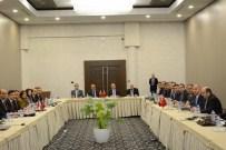 HASAN KESKIN - Amasya Obm'de 2016 Yılı Hedefleri
