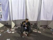 CHP KURULTAY - CHP'nin kurultayı çöplüğe döndü