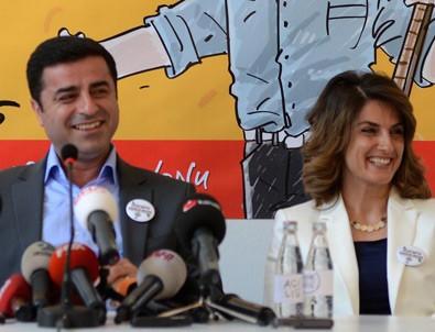 Selahattin Demirtaş'ın eşi 5 aydır okula uğramadan maaş alıyor