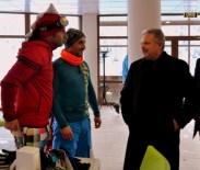 SERKAN BAYRAM - Ergan Dağı Kayak Merkezi Tüm Kayak Severlerin Ve Ziyaretçilerinin Akınına Uğruyor
