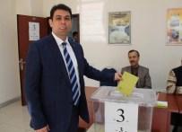 HAKAN ALTUN - Mmo Konya Şubesi'nde Duransoy Güven Tazeledi