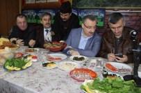 Turgutlu'da Karadeniz Rüzgarı Esti