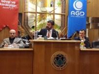 ŞUURLU ÖĞRETMENLER DERNEĞI - AGD Malatya Şubesi, Aylık Şube Divanı Toplantısı Yaptı