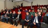 ASIM KOCABIYIK - Beylikdüzü'nden Dört İsim İstanbulspor Yönetiminde