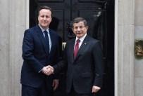 MERRILL LYNCH - Davutoğlu İngiltere Başbakanı Cameron'la Görüştü