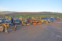 ÜNİVERSİTE KAMPÜSÜ - Karla Mücadele Ekipleri Hazır Kıta Bekliyor