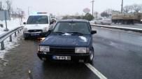 SELIMPAŞA - Silivri'de Yol Verme Kavgasında 1 Kişi Ağır Yaralandı