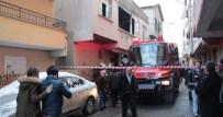 YANGIN FACİASI - Kadıköy'de yangın: 1 ölü