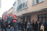 GÖZTEPE EĞITIM VE ARAŞTıRMA HASTANESI - Kadıköy Fikirtepe'de Yangın Açıklaması 1 Ölü