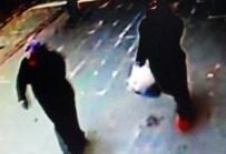 KADIN HIRSIZ - Kadın Hırsızlar Güvenlik Kamerasına Yakalandı