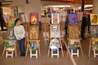 ÜSTÜN YETENEK - Manisa Bilim Ve Sanat Merkezi Öğrencileri Resim Sergisi Açtı
