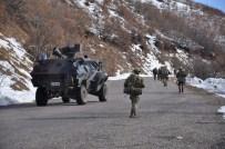KUREYŞ - Operasyona Giden Güvenlik Güçleri İçin Dua Zinciri Oluşturuldu