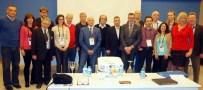 TÜRKER ARSLAN - Tsyd, Avrupa Spor Yazarları Birliği'nin 40. Yıl Galasına Ev Sahipliği Yaptı