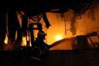 BİNA YANGINI - Düzce İtfaiyesi Geçen Yıl 297 Yangına Müdahale Etti