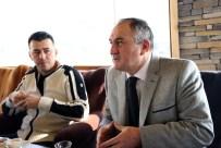 İBRAHIM ÖZÇIMEN - Bolu Belediye Başkanı'ndan Hakkındaki İddialara Cevap Açıklaması