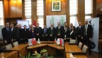 KADIR AYDıN - ÇÜ, Teknokent İle Temsa İşbirliği Ek Protokolü İmzalandı