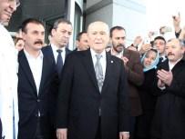 EMİN HALUK AYHAN - MHP Lideri Devlet Bahçeli Taburcu Oldu