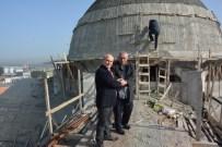 SALIH ŞAHIN - Mimarsinan İbrahim Sancak Camii, Kurban Bayramı'na Yetişiyor