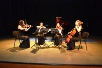 MOZART - Nemeth Quartet Sanatseverleri Müziğe Doyurdu