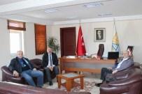 HANLı - Sakarya 1'Nci Organize Sanayi Müdürü Çubuk Başkan Karakullukçu'yu Ziyaret Etti