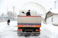 Altındağ'da Karla Mücadele