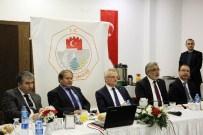 Çankırı Valisi'nden Önemli Asayiş Olaylarında Çankırı'da Bulunmamasına İlişkin İddialara Cevap