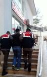 Cezaevi Firarisi Burdur'da Yakalandı