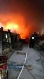 FUEL OIL - Demir İşleme Tesisinde Yangın