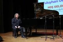 Piyanist Tuluyhan Uğurlu, Hoca Ahmet Yesevi İçin Çaldı