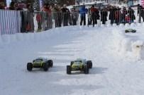 ARABA YARIŞI - Sarıkamış Kış Oyunları Sona Erdi