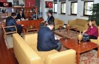 Başkan Tiryaki'nin Yoğun Mesaisi