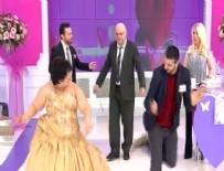 SEDA SAYAN - Evleneceksen Gel - Mustafa ve nişanlı çifttin apaçi dansı şaşırttı