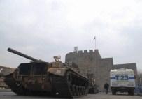 ŞEYH SAID - Sur'a Tank Takviyesi