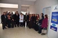 Üzülmez, Kar-Mek Kursiyerlerini Ziyaret Etti
