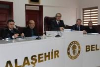 HÜSEYIN AKTAŞ - Alaşehir'de Engelsiz Ulaşım
