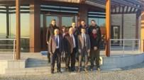 BALıKESIR BELEDIYESI - Büyükşehir'den Türkiye'ye Örnek Sokak Hayvanları Bakım Merkezi