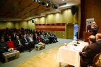 ERDAL ÇAKıR - Kent Konseyi'nde Madde Bağımlılığı İle Mücadele Tartışıldı