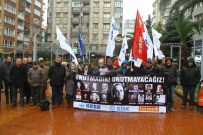 İSMAIL YAVUZ - KESK'ten 24 Ocak Kararları Eylemi