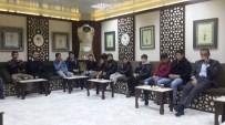 NAMAZ VAKTİ - Müftü Emen Gençlerle Hasbihal Etti