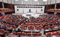 SEÇİM KANUNU - Seçim Kanunu Ve Siyasi Partiler Kanunu Değişiyor