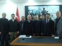 YıLMAZ KÖKSAL - Solgun, Tokat'ta Üreticilerle Buluştu