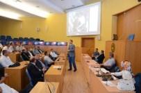 ARAÇ BAKIMI - Düzce'de Otobüs Şoförlerine Eğitim Semineri