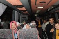SAFA VE MERVE - Düziçi'nden 90 Kişi Umre'ye Gitti