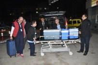 BALıKESIR DEVLET HASTANESI - 82 Yaşındaki Kadının Organları 3 Kişiye Nakledilecek