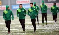 TOMAS SIVOK - Bursaspor, Eskişehir Maçına Hazırlanıyor