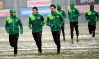 TOMAS SIVOK - Bursaspor, Eskişehirspor Maçına Hazırlanıyor